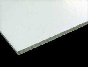 5mm Corflute cheap Budget Show Boards