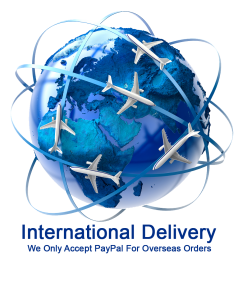 Contact Us For International Delivery