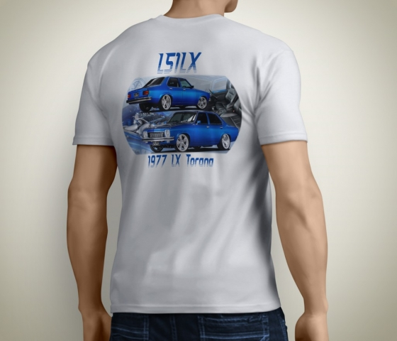 Holden LX Torana Personalised Show Board T Shirt Gift Present For Man