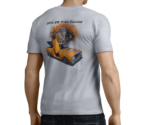 Ford XW Personalised T Shirt Match Show Board Gift Present Man