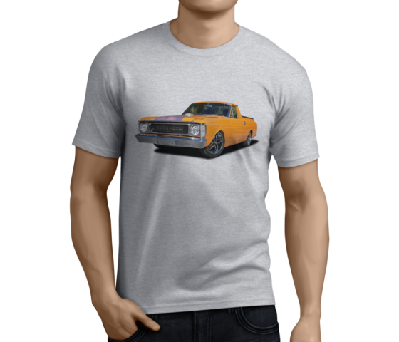 Ford XW Personalised T Shirt Present Gift Show Board